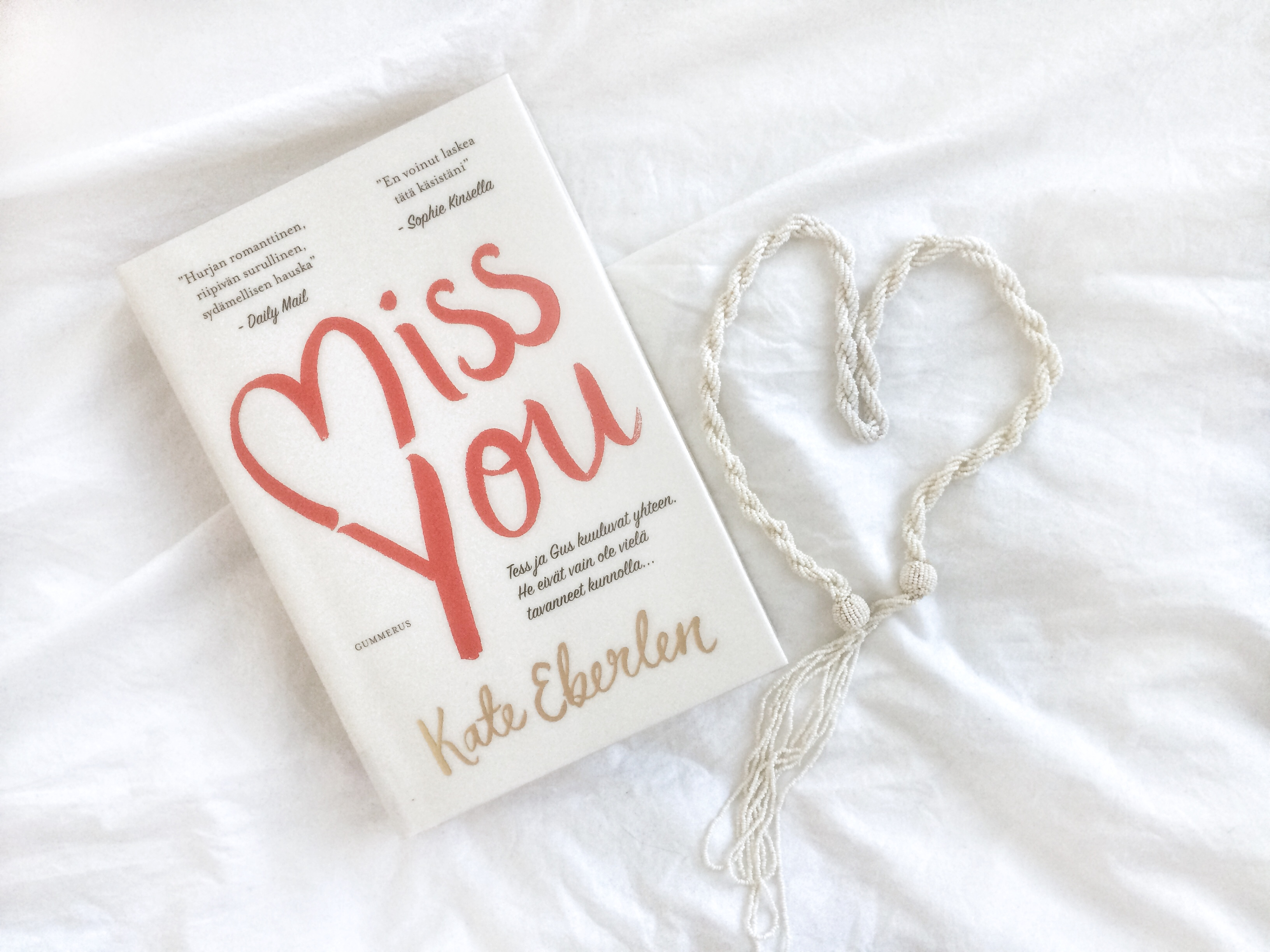 Miss You - Kate Eberlen